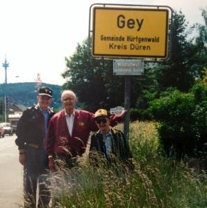 Engineers Jim Prentice, Al Siverio, and Harry Kirby. June 1994